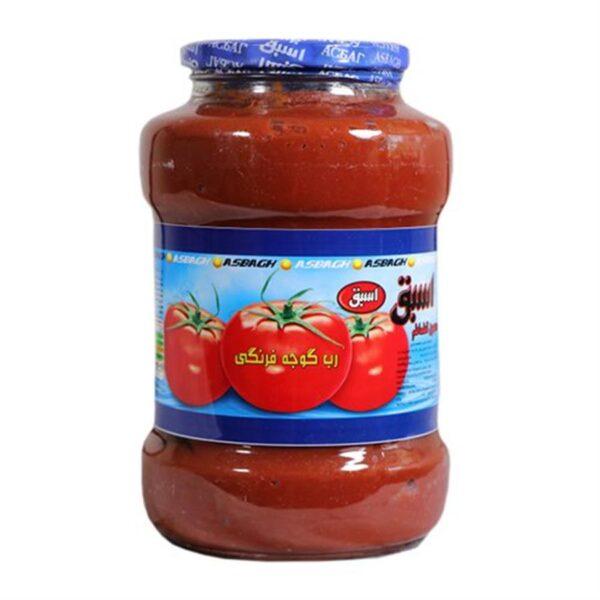 رب گوجه فرنگی شیشه ای اسبق