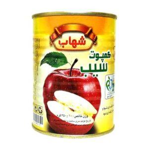 کمپوت سیب شهاب 350گرمی