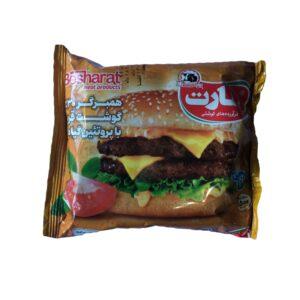 همبرگر 30%بشارت بسته 5عددی