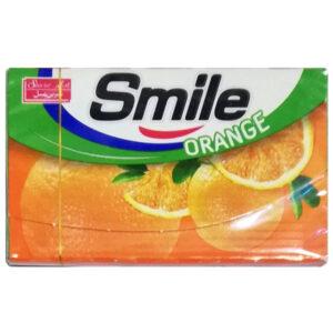 آدامس استیک اسمایل 7عددی شیرین عسل پرتقال.jpg