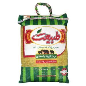 برنج هندی طبیعت 10کیلویی»هر 1کیلو