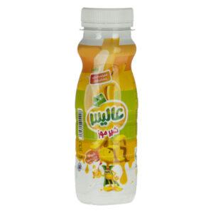 شیر موز عالیس 200میلی