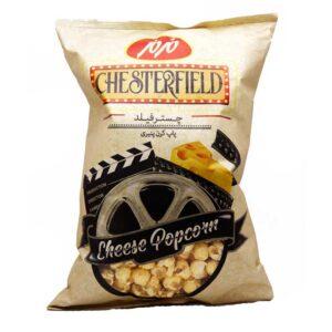 پاپ کرن پنیری چسترفیلد مزمز 150گرم